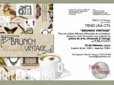 Brunch Vintage - Pueblochico