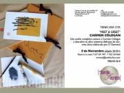 Meet & Greet Carmen Cologan